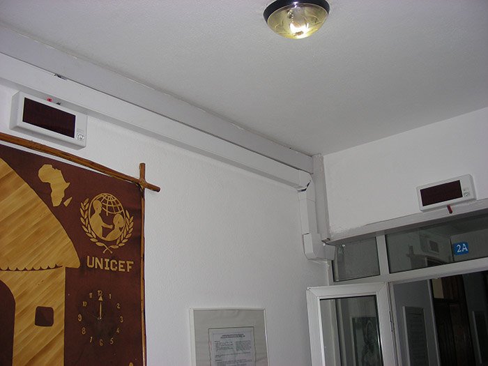 Fire Safety UNICEF Helioswatt